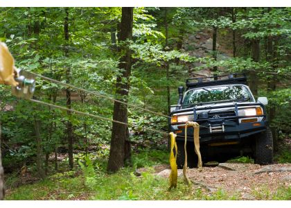 10 Essential Safety Tips for 4x4 Off road Driving